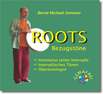 CD Roots - Bernd Michael Sommer 2007
