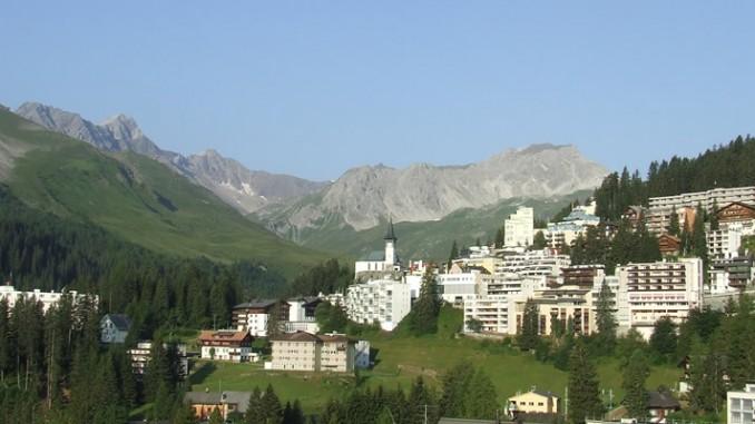 Arosa, Schweiz - Kurs Musik und Meditation