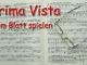 Prima Vista - Vom Blatt spielen