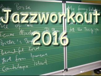 Jazzworkout 2016