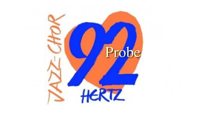 Jazz-Chor 92Hertz