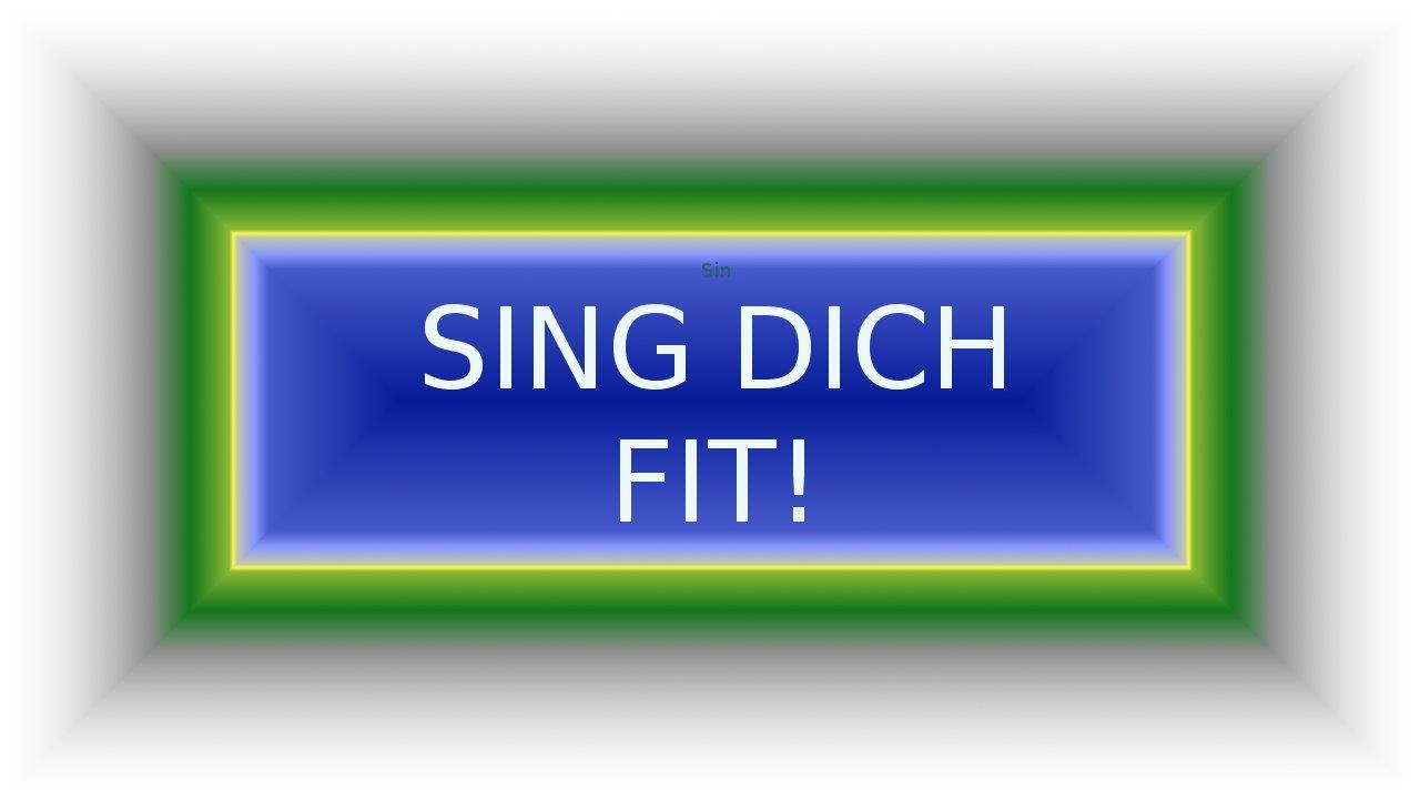 SING DICH FIT! - Musik ist Mehr - Bernd Michael Sommer