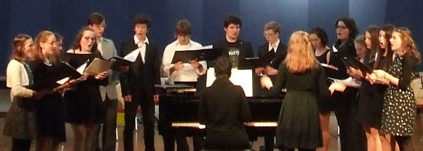 Saarländische Musikmentorenausbildung - Chor
