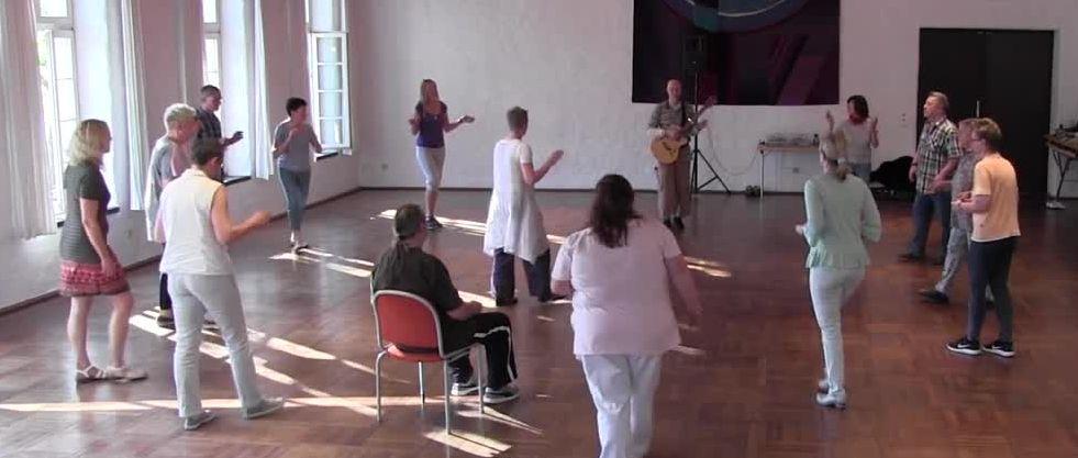 SING DICH FIT - Volkshochschulkurs - VHS Neunkirchen - 2018-04-19 - Karchersaal, Furpach