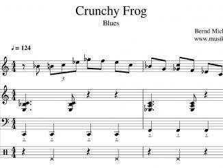 CRUNCHY FROG Blues - Bernd Michael Sommer - MUSIK IST MEHR