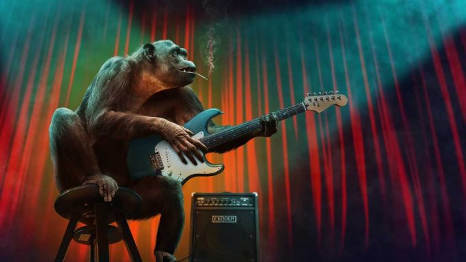 Blues spielen - kann doch jeder Affe, oder?